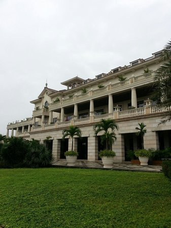 Mission Hills Resort Haikou: Clubhouse