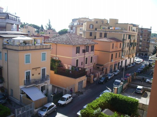 Hotel Giotto: Вид из номера