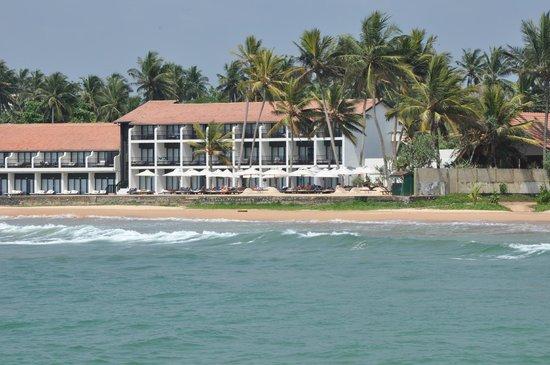 The Surf Hotel: Вид на отель