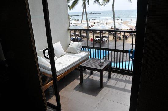 The Surf Hotel: Балкон