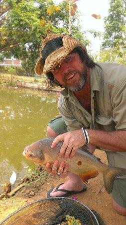 Pai Piranha Fishing Park : Massive piranhas