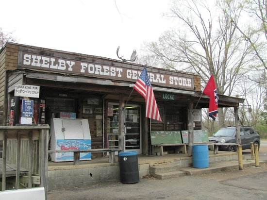 Shelby Forest General Store: Front of General Store