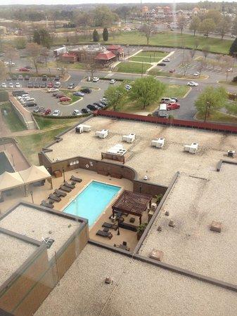 Hilton Charlotte University Place: Pool
