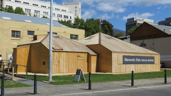 Mawson's Hut Replica Museum: Mawson's Hut