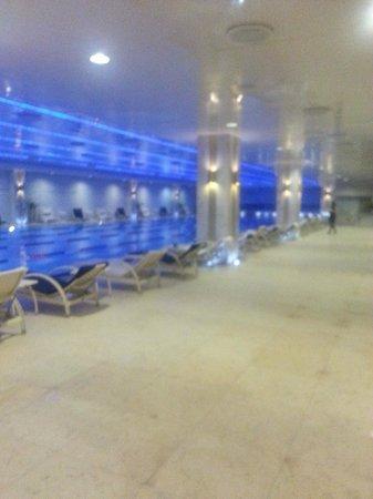 Radisson Royal Hotel Moscow: 50M pool