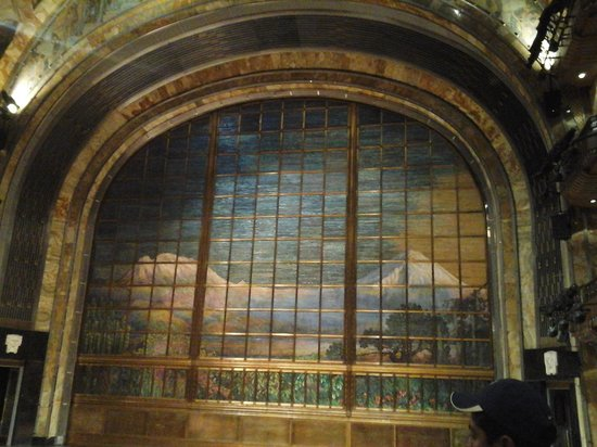 Palacio de Bellas Artes: Lá dentro é tudo deslumbrante!
