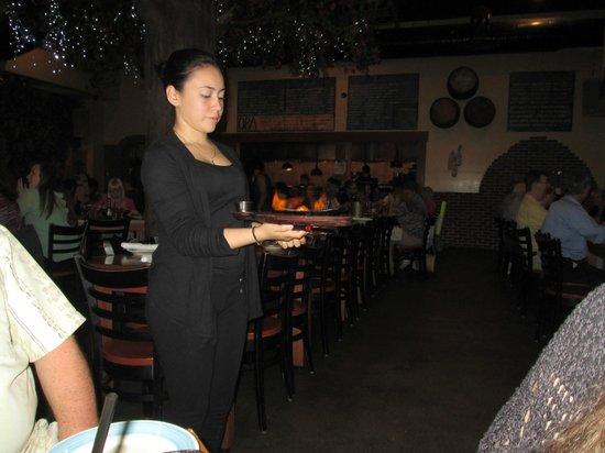 Taverna Opa: Saganaki