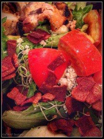 Urban Plates: Custom Salad