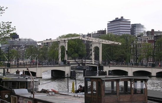 Magere Brug: マヘレの跳ね橋