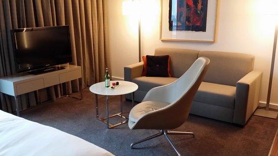 Clarion Hotel Copenhagen Airport : Nice Living Area