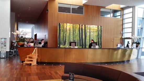 Clarion Hotel Copenhagen Airport: Attentive Staff
