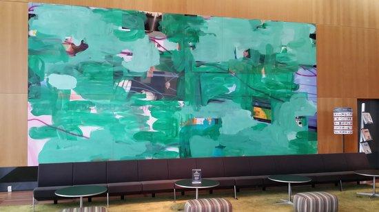 Clarion Hotel Copenhagen Airport: Great Lobby