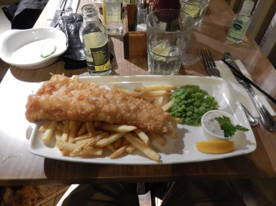 O'Neill's - Kings Cross: Fish and Chips