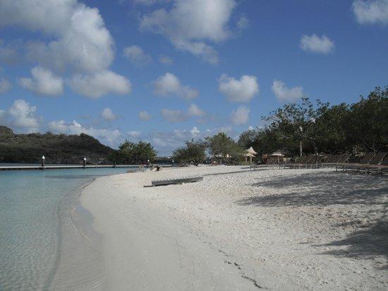 Santa Barbara Beach & Golf Resort, Curacao : beach