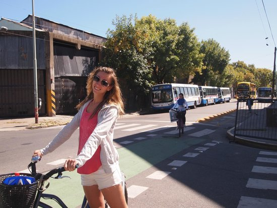 Biking Buenos Aires: Bike Tour