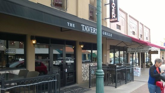 Tavern Grille: Street View