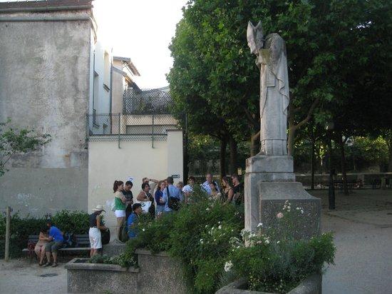 SANDEMANs NEW Europe - Paris : St Denis