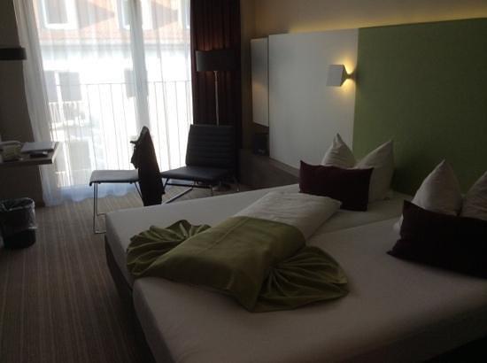 Hotel Demas City : immagini della stanza