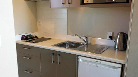 Riverstone Motel: great kitchen facilities
