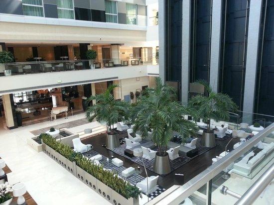 Choices Restaurant : Inside the hotel