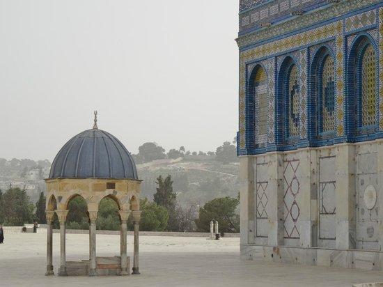 Tempelberg: Temple Mount/Haram Al-Sharif