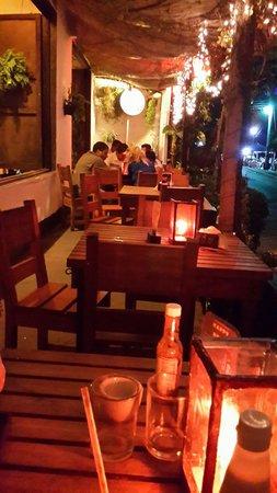 Restaurant La Villa del Chef: .