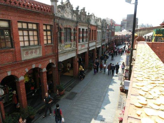 Sanhsia Old Street: 三峽老街