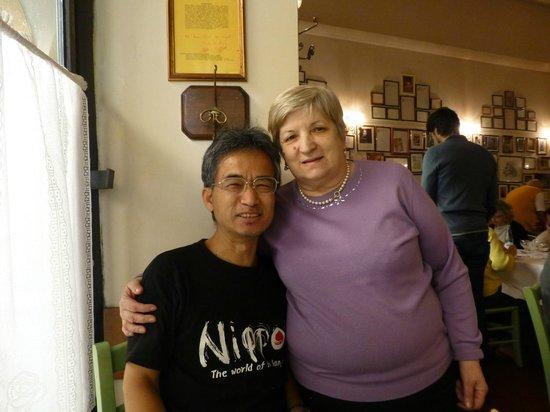 Trattoria Anna Maria: with AnnaMaria