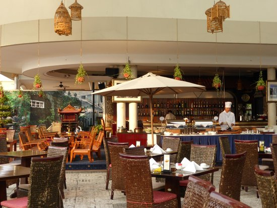 Rex Hotel: 朝食