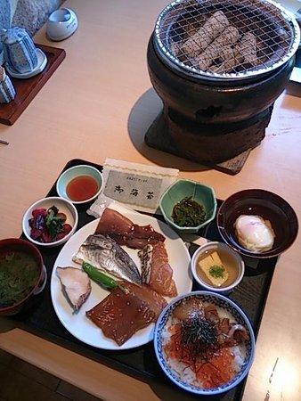 Hotel Tokinoza: 朝食