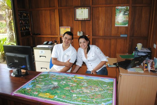 Eco Arenal Hotel: Staff