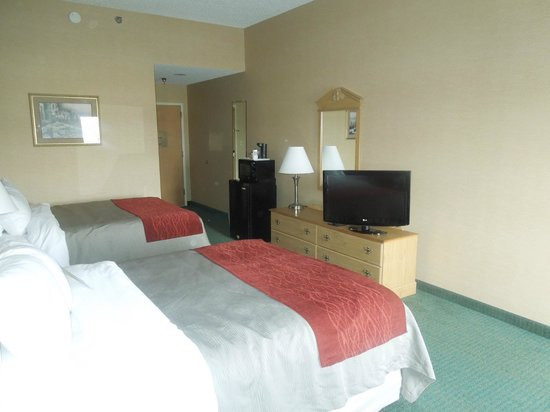 Comfort Inn Newport Updated 2018 Prices Reviews Photos Tn Hotel Tripadvisor