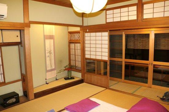 Guesthouse Sakuraya : Room on the ground floor
