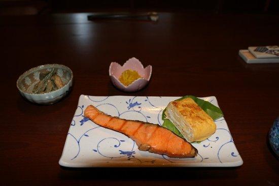 Guesthouse Sakuraya : Breakfast...delicious