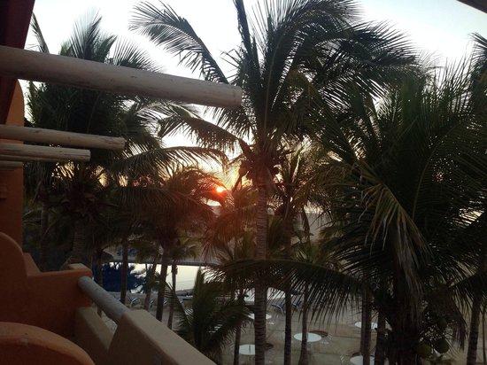 Posada Real Los Cabos: Sunrise from balcony