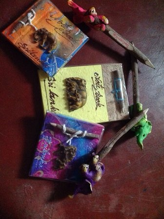 Gamage Stores: Notebooks & pencils
