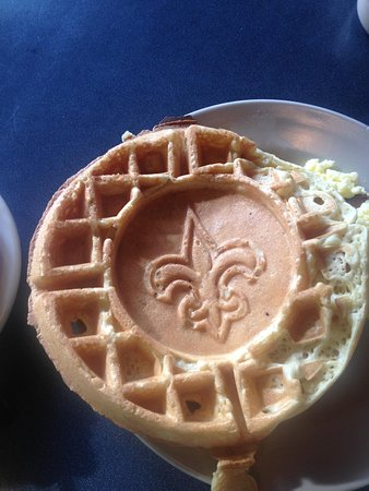 Best Western Plus French Quarter Landmark Hotel : Breakfast