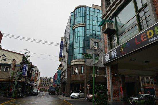 Sun Sweet Hotel : 山水商務飯店7