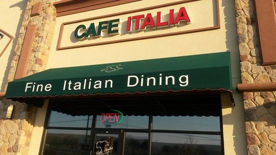 Cafe Italia Grapevine Lunch Menu