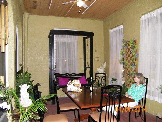 Cassadaga Hotel: foyer