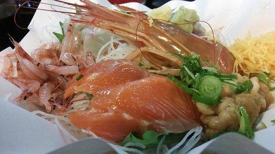 Suruganoajidonmusu: 海鮮かご