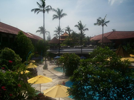 Bali Dynasty Resort Hotel : Beautiful setting