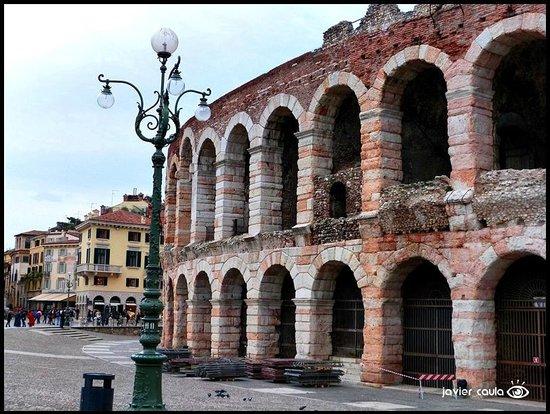 Arena di Verona: Vista 2