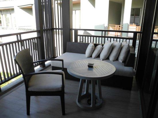Pullman Phuket Arcadia Naithon Beach: my own private balcony to escape
