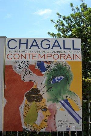 Musée Message Biblique Marc Chagall: Музей Шагала