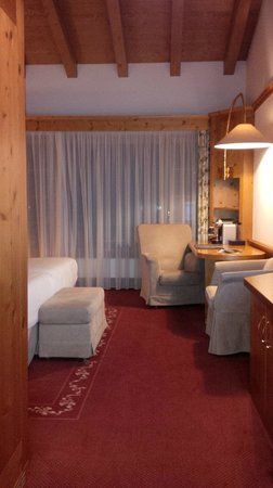 Arabella Hotel Waldhuus Davos: Comfortable room