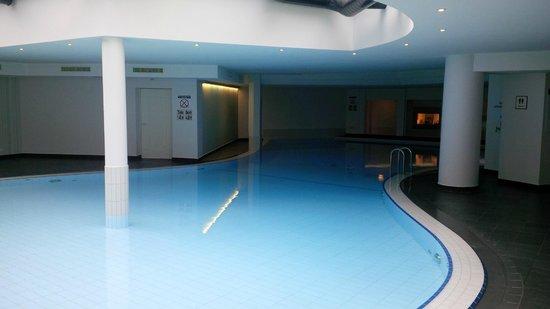 Arabella Hotel Waldhuus Davos: Fantastic pool
