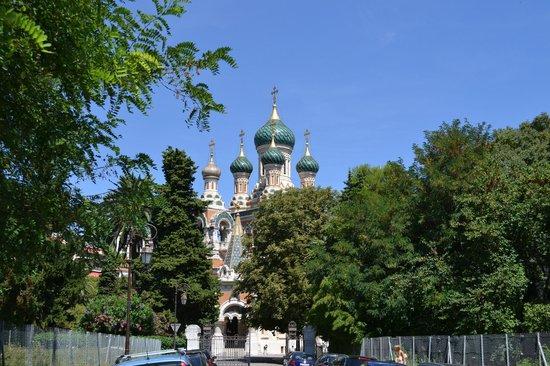 Cathédrale Orthodoxe Russe Saint-Nicolas de Nice : Николаевский собор