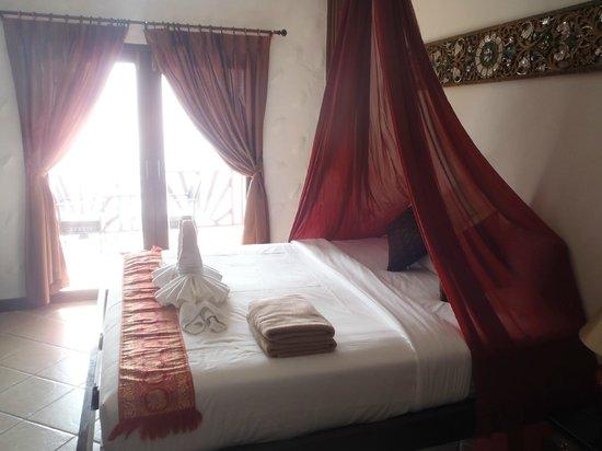 Aminjirah Resort: Room