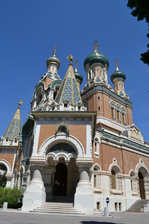 St Nicholas Orthodox Cathedral, Nice: Николаевский собор